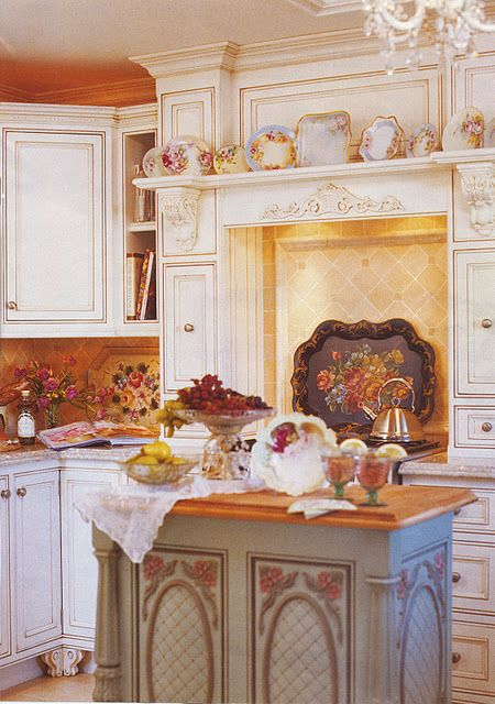 473 Best Images About My Shabby Cottage Kitchen Ideas On