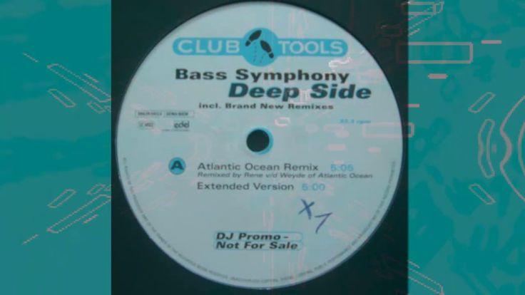 Bass Symphony - Deep Side (Atlantic Ocean Remix) | 90s EURO HOUSE