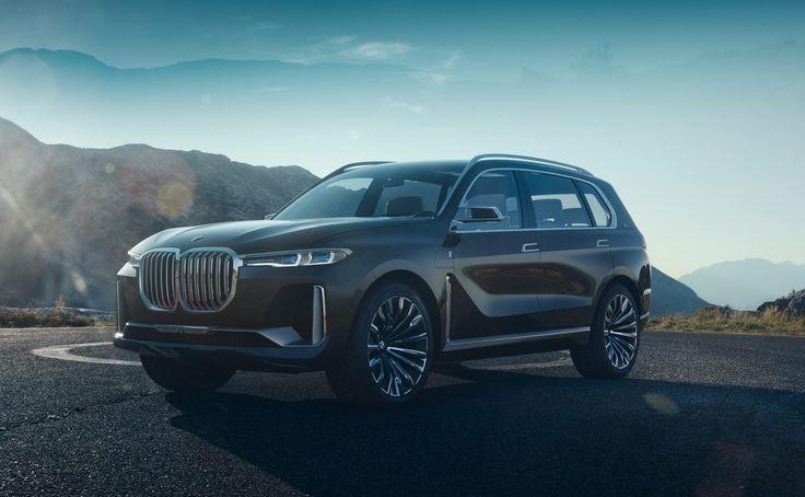 First Look: BMW X7 iPerformance Plug-in Concept #5thGear #TFK https://link.crwd.fr/3Mjp
