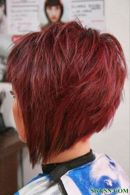 Images of Bob Haircuts 2014 hairstyle magazines: I actually really like this haircut and style!