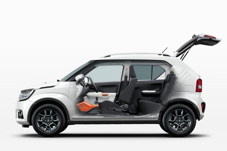 Funky Suzuki Ignis Stands Out From The Rest Mobil