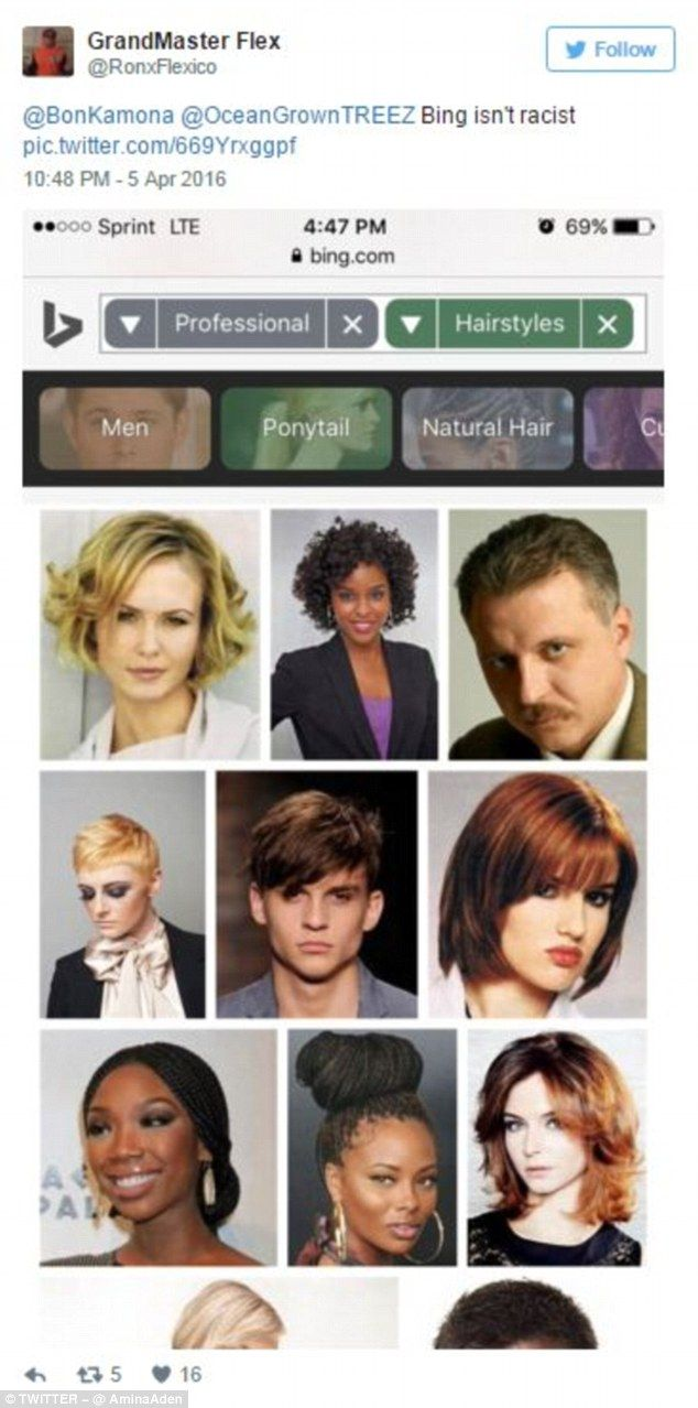 Google Search For Unprofessional Hairstyles At Work Features All Black Women Daily Mail Online Hair Styles Black Women Women