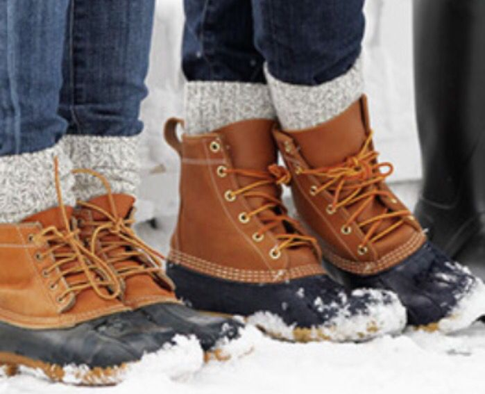 how to break in bean boots