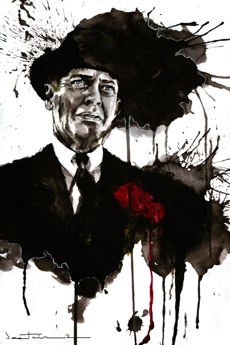 Buscemi as Nucky Thompson by BeatrizRR @deviantART