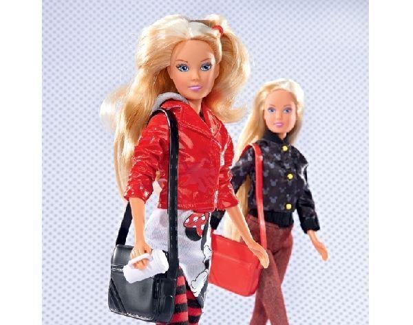 Simba Steffi Love Puppe Minnie Mouse Urban Style 29cm wie Barbie Neu 105745877