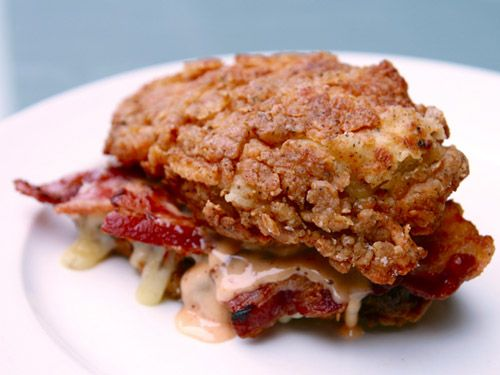 20100413-Double-Down-12-homemade.jpg   Serious Eats reverse engineer's KFC's Double Down.
