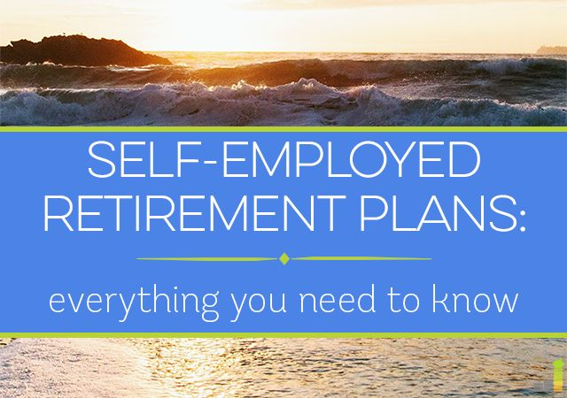 Retirement plans for self-employed individuals can be confusing if you don't know what to look for. Here's everything you need to know about your options.