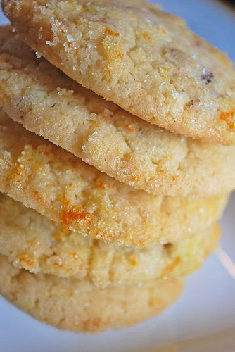 Cranberry Orange Cookies: These are delicious, and made my house smell like oranges. They will be a part of my Christmas cookie gifts.