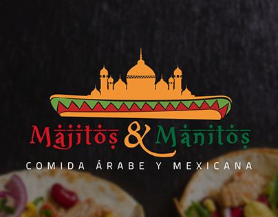 """Check out new work on my @Behance portfolio: """"Brand Majitos & Manitos"""" http://be.net/gallery/60476413/Brand-Majitos-Manitos"""