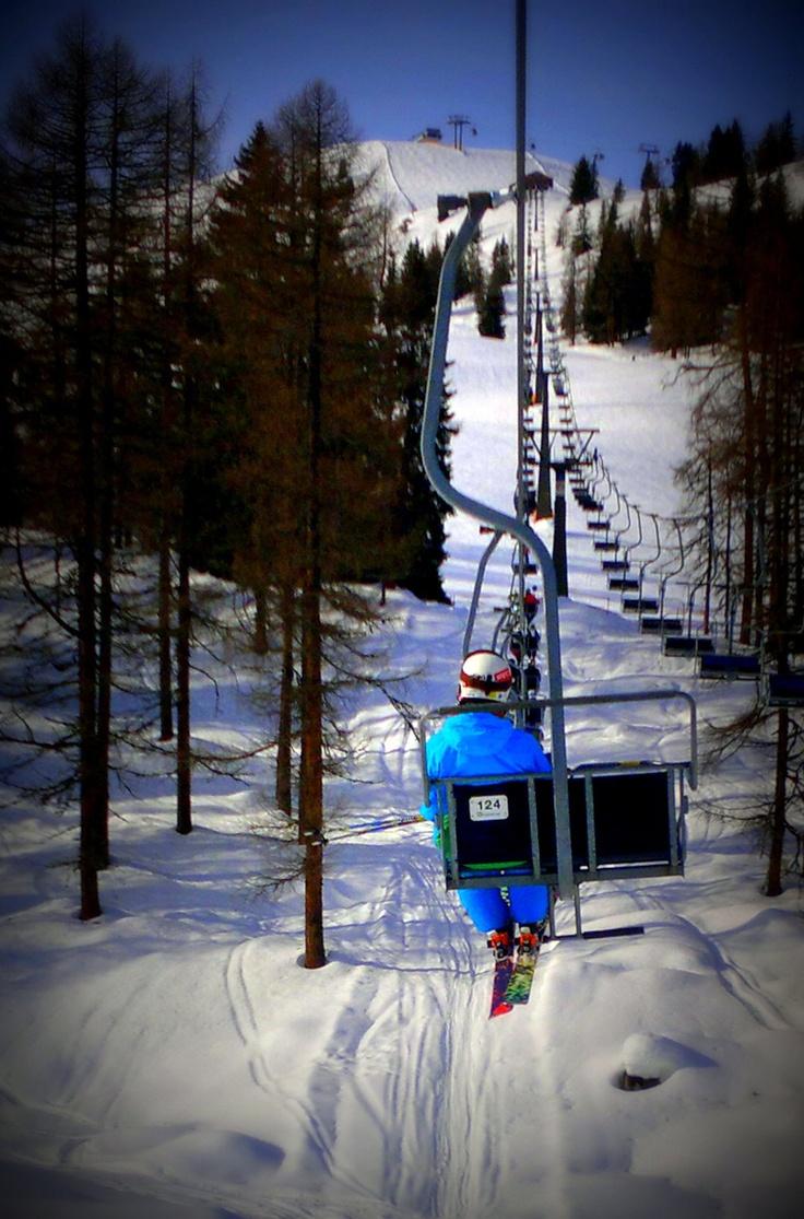 Skiing in Zauchensee #altnmarket #zauchensee