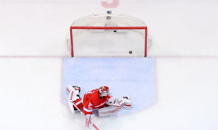 Petr Mrazek has much to prove to Red Wings = In July of 2016, the Detroit Red Wings signed goaltender Petr Mrazek to a two-year bridge deal worth a total of $8 million. It seemed to indicate that Jimmy Howard's time as the team's No. 1 netminder was.....
