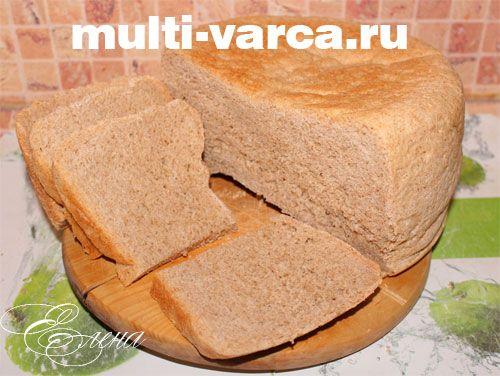 как испечь хлеб в мультиварке