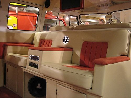 split screen campervan INTERIORS - Google Search