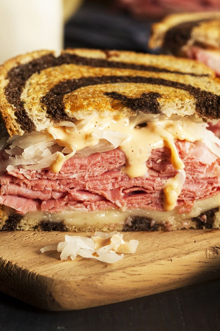 1000+ ideas about Reuben Sandwich on Pinterest ...