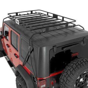 Warrior Safari Sport Rack with Cargo Basket - WAR849