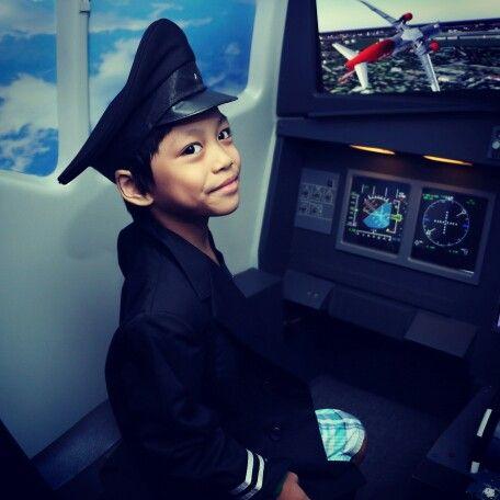 """Kidzania """"pilot"""""""