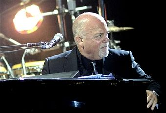 Billy Joel performs during the 2015 Bonnaroo Music & Arts Festiva on June 14, 2015 in Manchester, Tennessee.