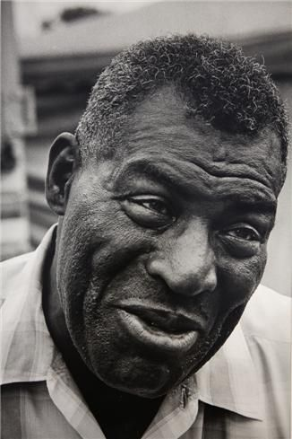 American blues singer, guitarist and harmonica player, Howlin' Wolf