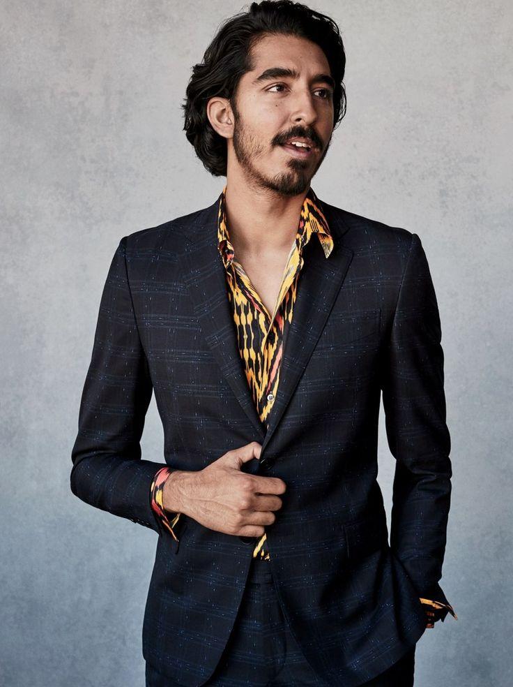 Dev Patel for GQ Magazine December 2016 - Fashion Menswear Editorials 2