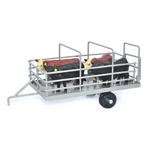 Little Buster Cattle Trailer http://shop.coolhorse.com/store/product/500229