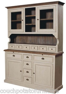 Like the option of some smaller drawers. Not best configuration on top. Buffet cabinet layout with drawers
