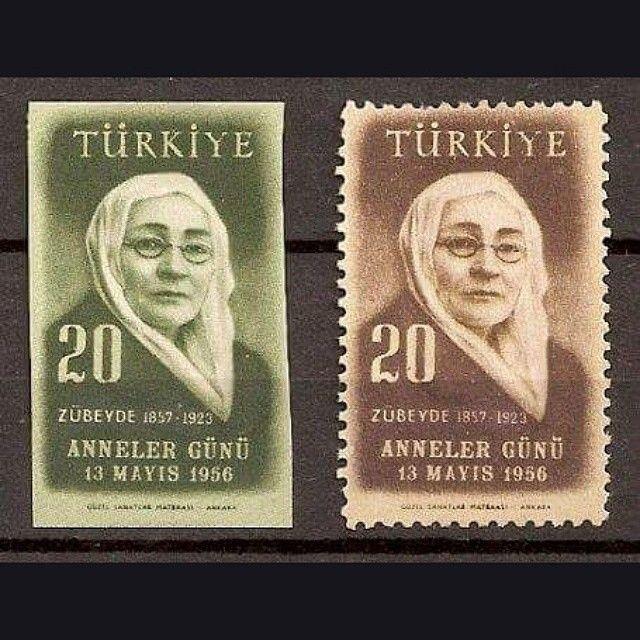 Atatürkün annesi Zübeyde Hanım