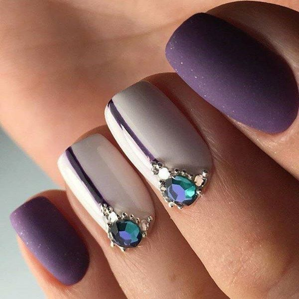 From beginners to professional nail artists, everyone can try these fingernail designs. Let's look at a few nail ideas that can be created using either the tools or the basic supplies around you.Nail designs trend of has caught the craze among most women and young girls. Nail Art Designs come in loads of variations and styles … … Continue reading →