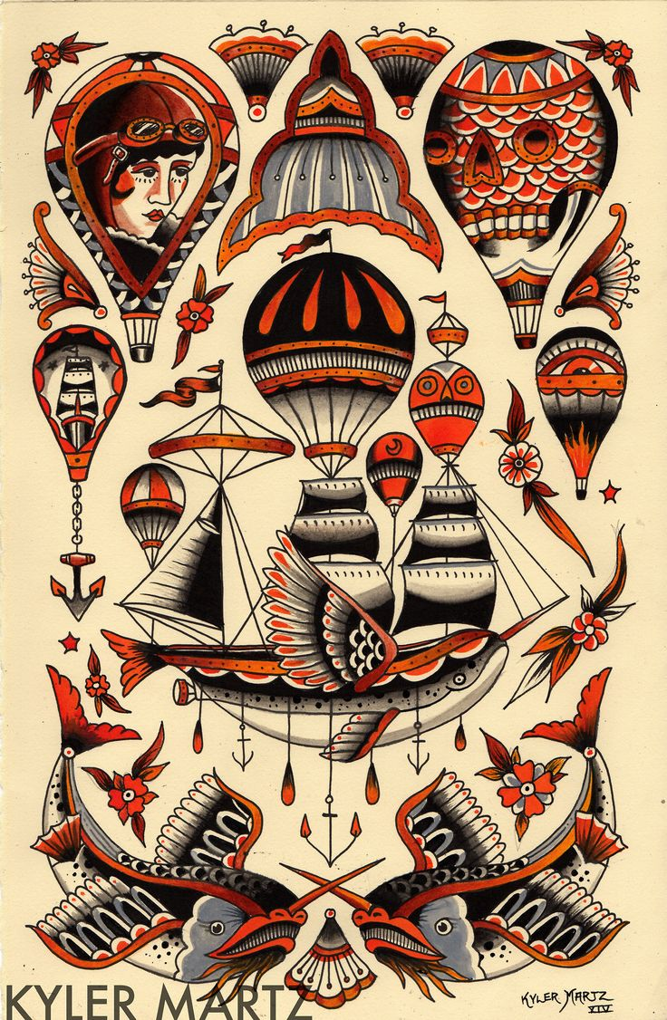 65 best death or glory images on pinterest sailor jerry for Traditional tattoo flash