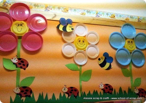 primavera arte bambini - Cerca con Google