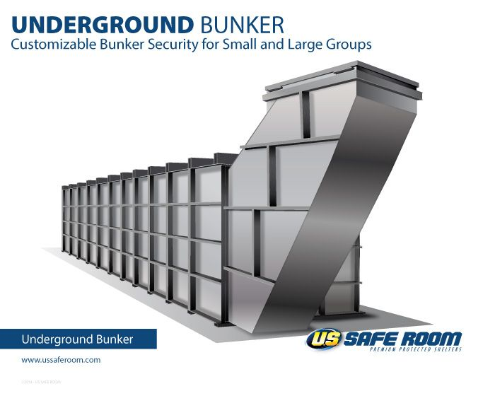 Underground Bunker And Shelters Survival Bunkers For Sale Online