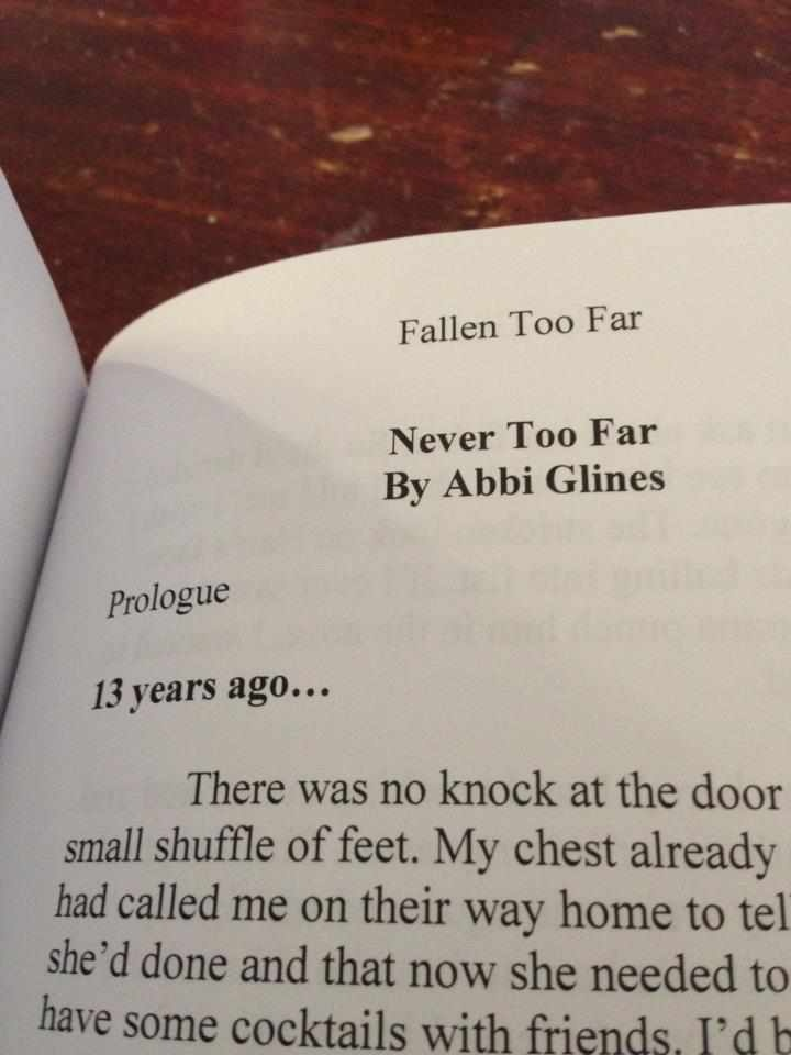 125 best abbi glines too far series images on pinterest rosemary never too far by abbi glines fandeluxe Gallery