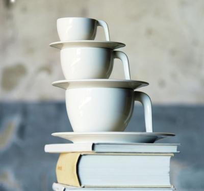 Iittala Ego Coffee Cups and Saucers