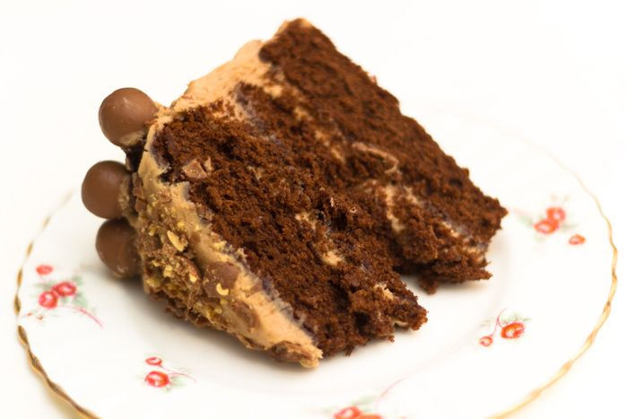Hummingbird Bakery Chocolate Malt Cake Recipe