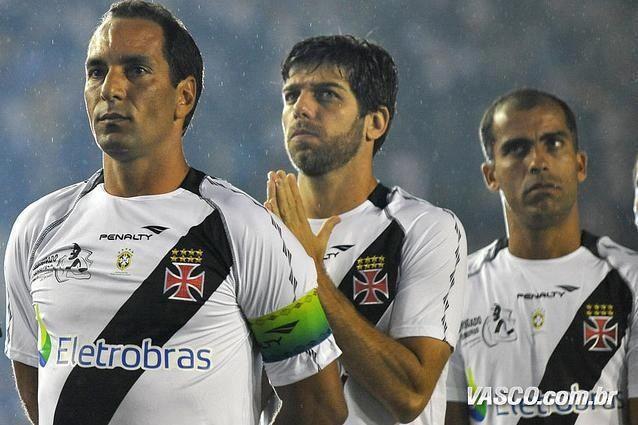 Edmundo, Juninho e Felipe