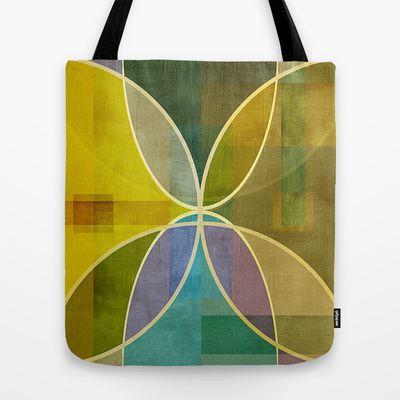 Textures/Abstract 96 Tote Bag by ViviGonzalezArt - $22.00