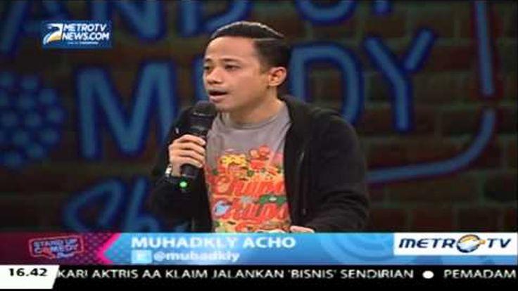 Muhadkly Acho ~ Stand Up Comedy Indonesia Terbaru Desember 2015