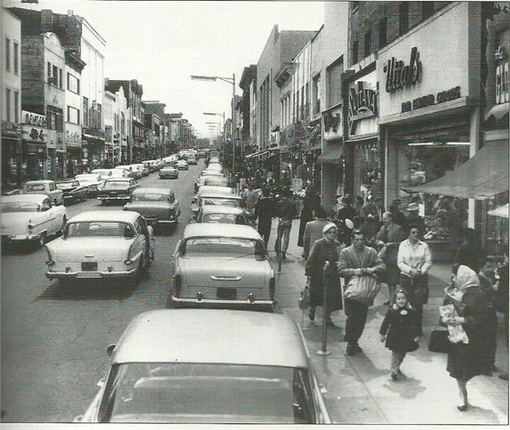 Lincoln Of Troy >> 4th ave mt vernon ny a long time ago! | ALWAYS A NEW YORKER | Mount vernon new york, Vernon news ...