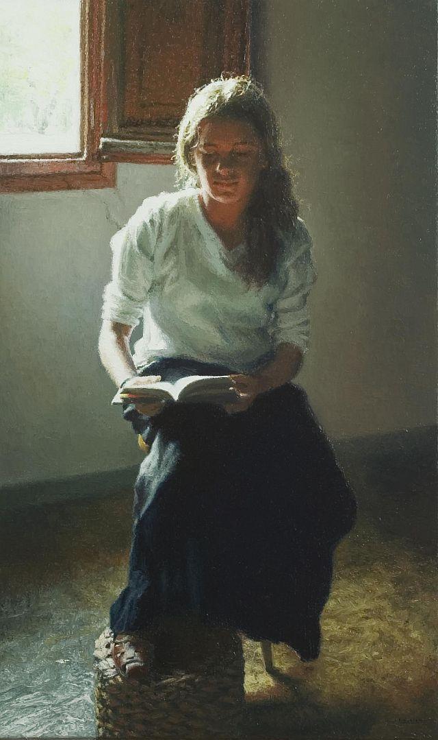 ISABEL GUERRA, La Monja Pintora