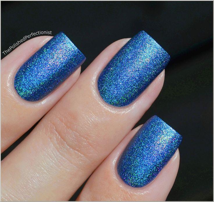 Pupa Holographic Denim Blue