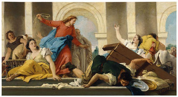 """El Papa denuncia a los """"especuladores del templo"""", que """"hacen de la religión un negocio"""" :: Vaticano :: Religión Digital"""