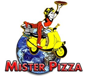 Mister Pizza - Home delivery