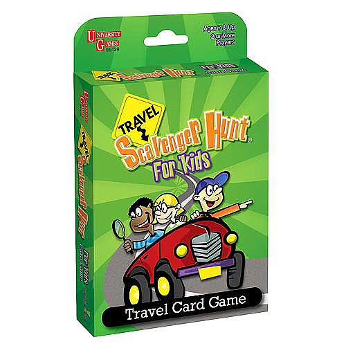 "Scavenger Hunt For Kids - Travel Game - University Games - Toys ""R"" Us"
