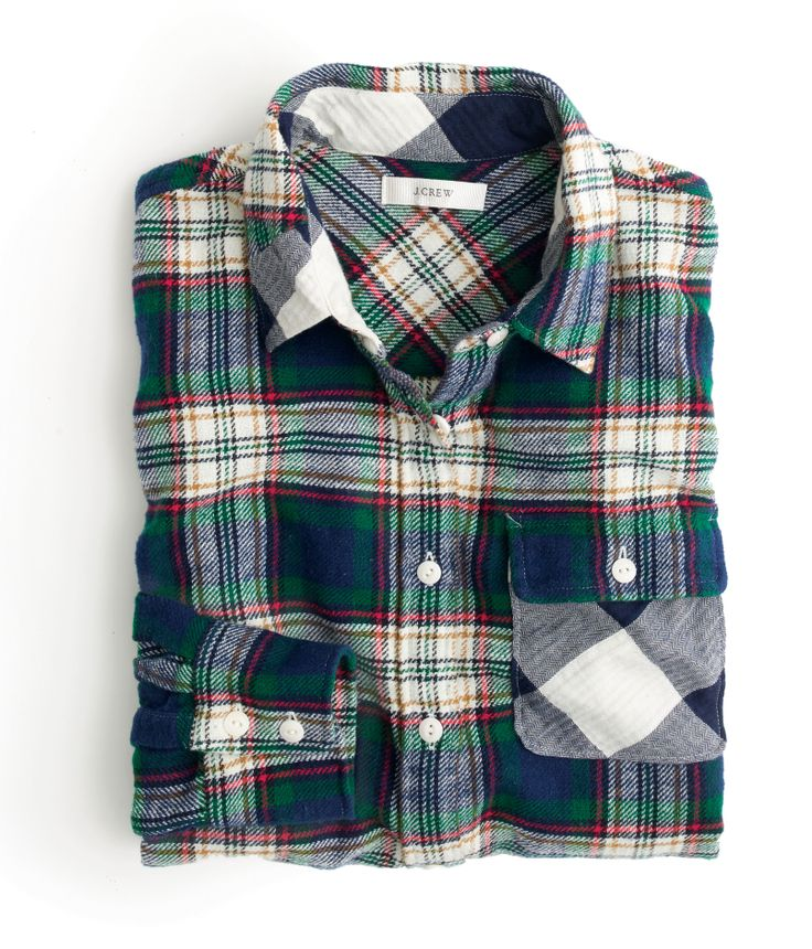 Holidays Shirt / by J.Crew