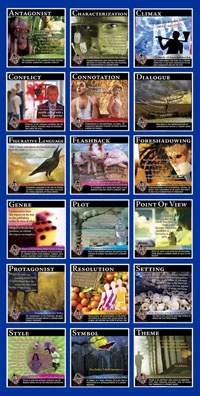 the study guide to literary devices Search for the open window by saki on the internet read this short story thoroughly based on the short story: 1 identify 3 literary devices in the short story and their significant 2 where is the climax in the short story how is this achieved 3 describe the setting of the short story 4 what is the lesson that you can learned in.