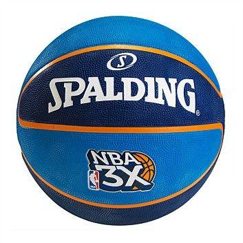Rebel Sport - Spalding NBA 3x3 Outdoor Basketball 7
