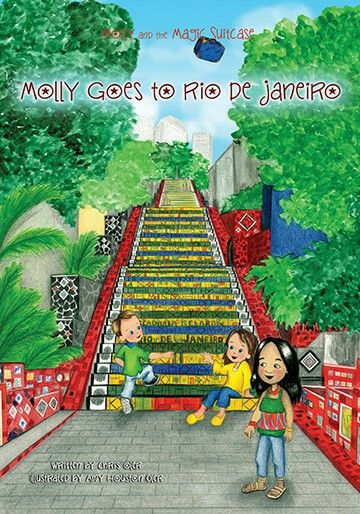 Teacher and Parent resources available for Molly Goes to Rio! Click on the link to share more about Brazil and Rio de Janeiro.