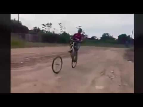Funny Fail Bicycle