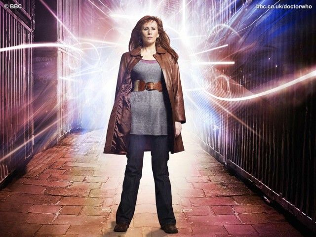 Doctor Who Cosplay and Costuming - Donna Noble Breakdown