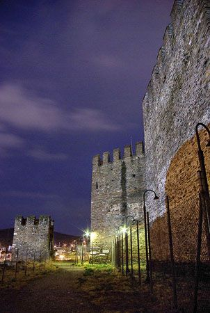 Επταπύργιο | Κάστρα | Πολιτισμός | Ν. Θεσσαλονίκης | Περιοχές | WonderGreece.gr
