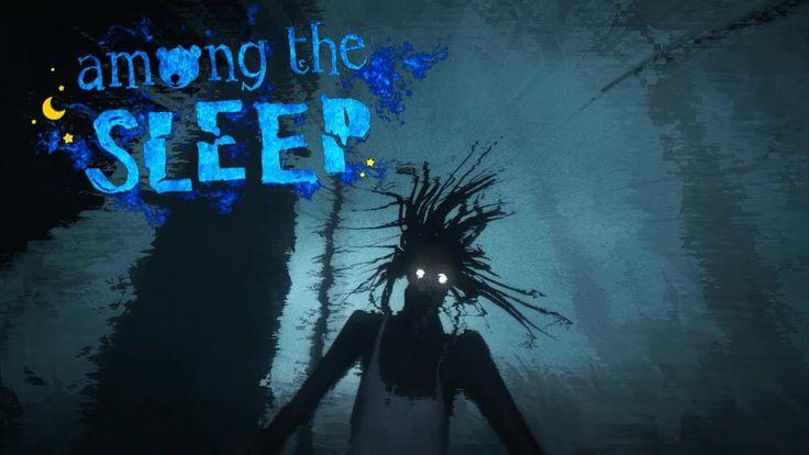 ▶️ ..nem is FÉLELMETES ... cseppet sem ...®【LiVEban történt】Among The Sleep